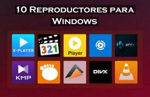 10 mejores reproductores para windows