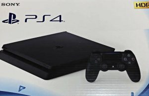 consola play station 4