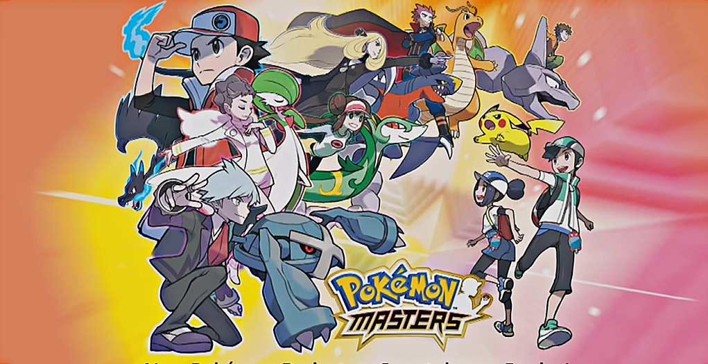 pokemon masters