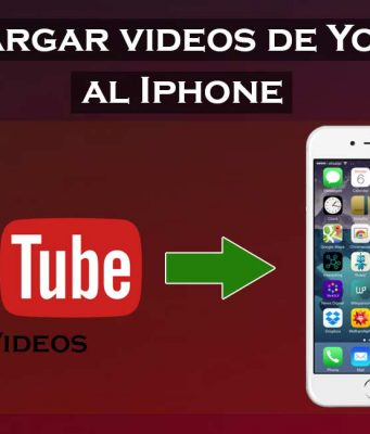 como descargar videos de youtube al iphone