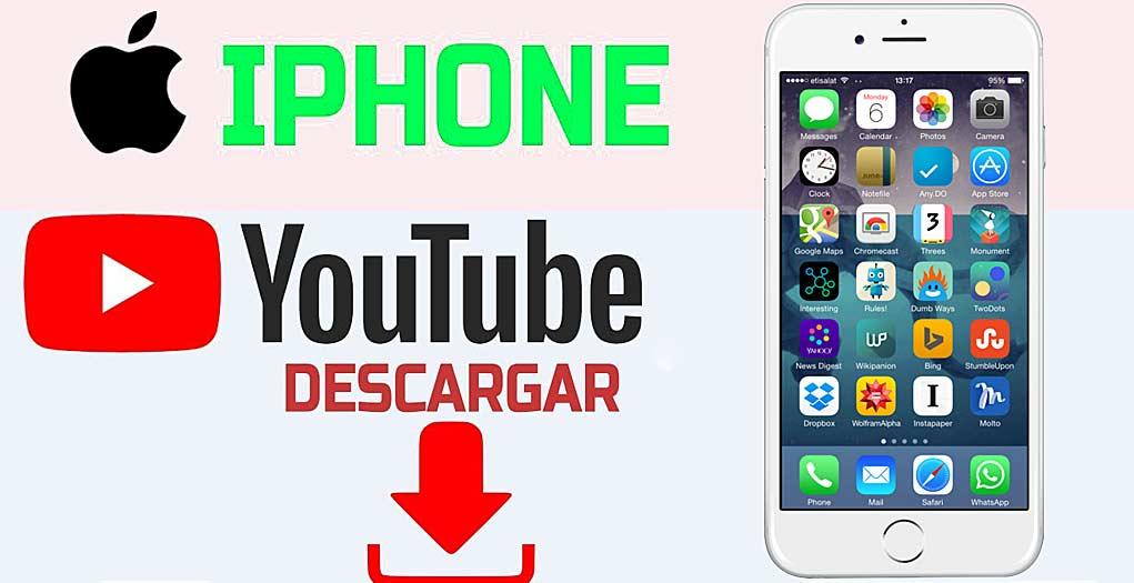 como descargar videos de youtube desde un celular ios