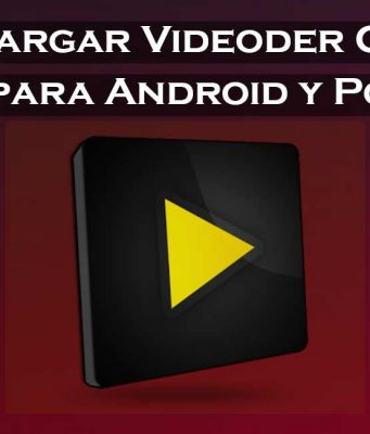 descargar videoder gratis para android y pc