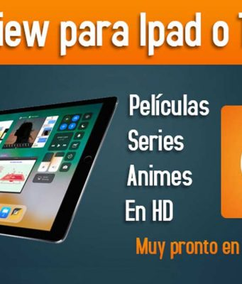playview para ipad o tablet