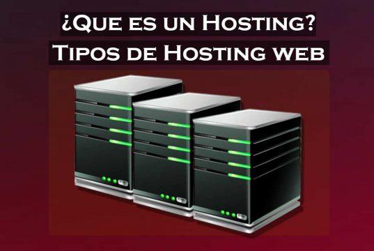 mejor hosting para alojar una web de wordpress