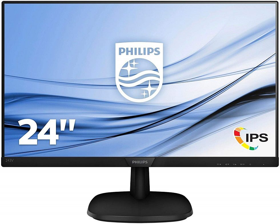 Monitor IPS Philips 243V7QDSB00 Full HD