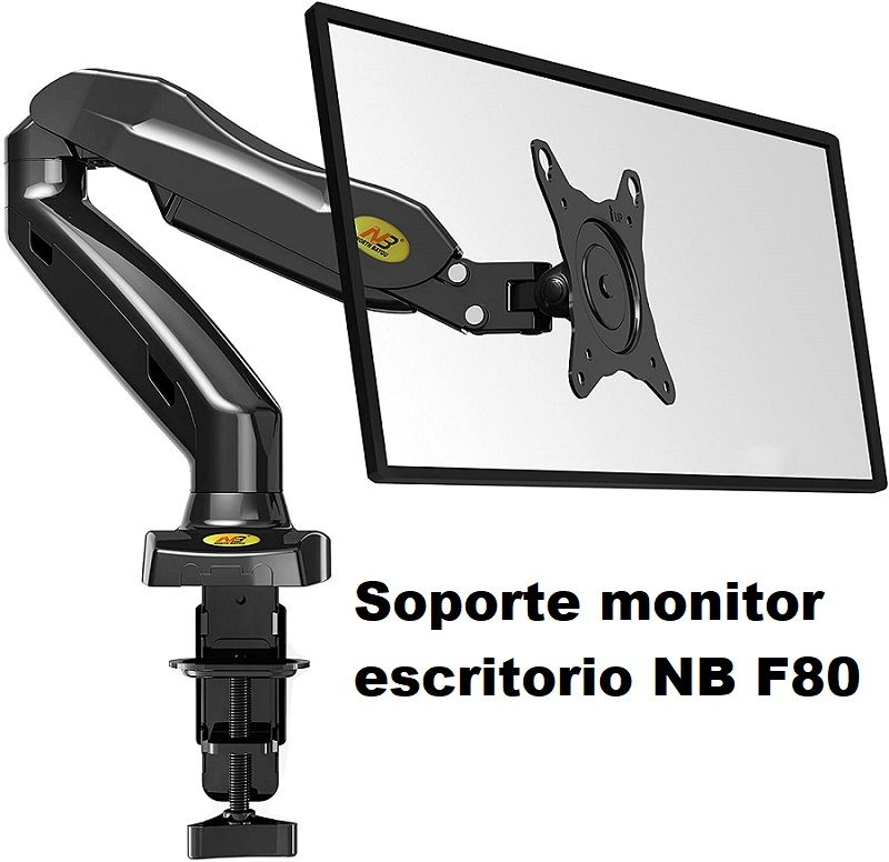 soporte monior escritorio