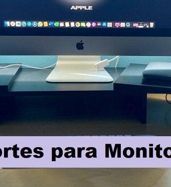 soporte monitor pc