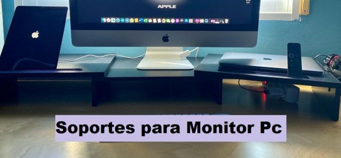 soporte monitor pc